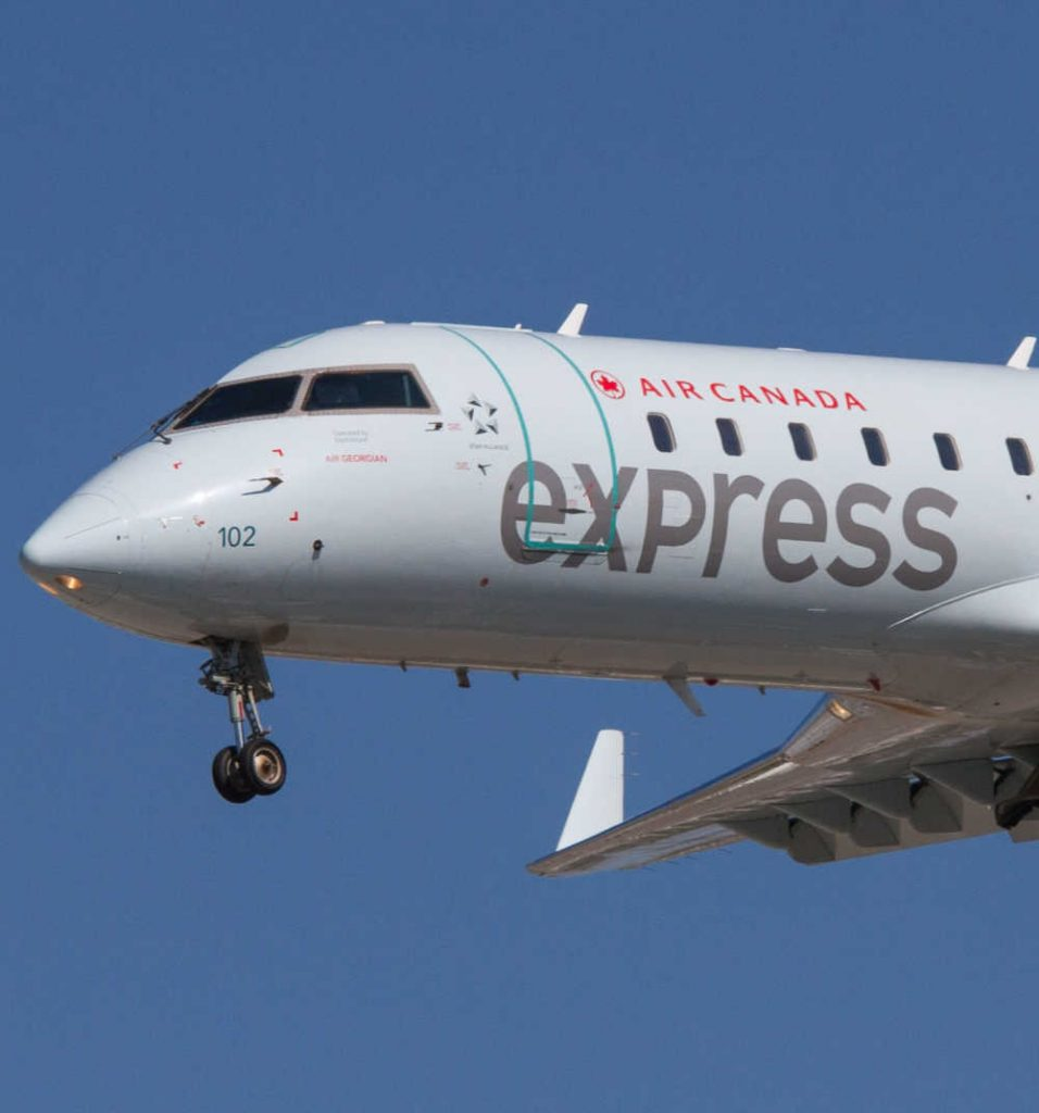 air canada will block middle seasts