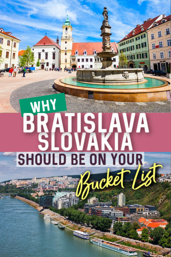 Why Bratislava should be on your bucket list