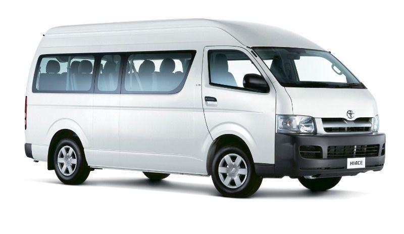 Shared shuttle bus