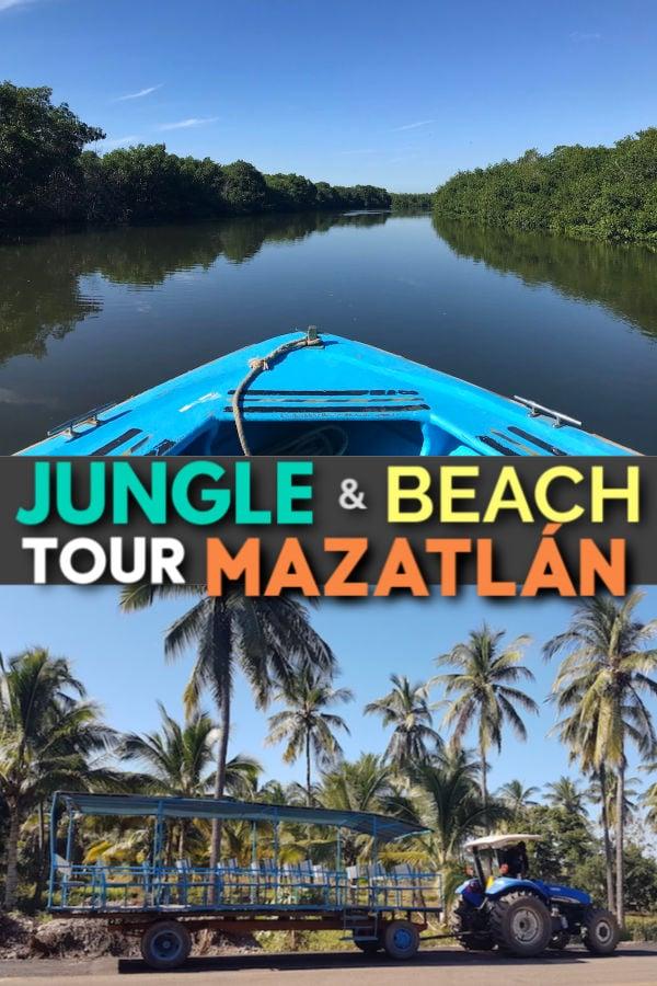 jungle and stone island tour mazatlan