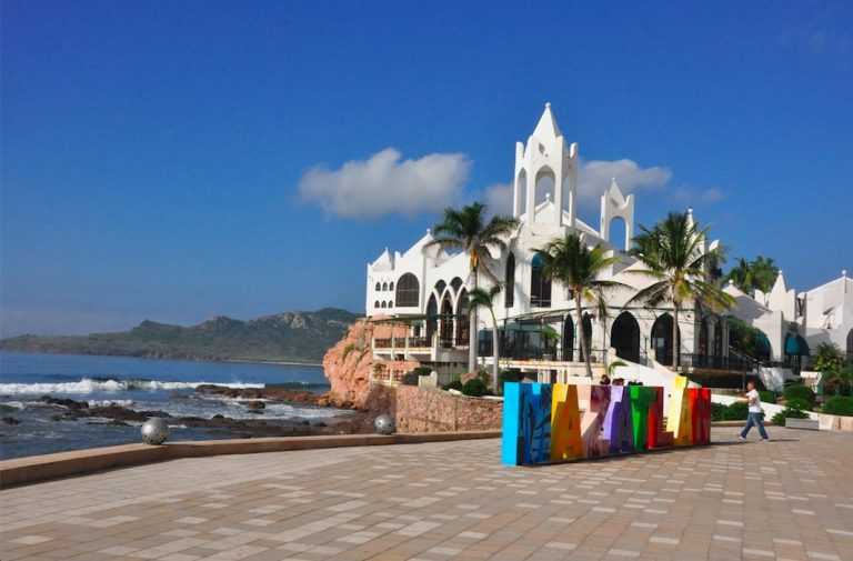 all the places you can fly direct from mazatlan