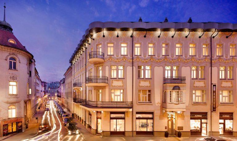 Roset hotel in Bratislava - where to stay