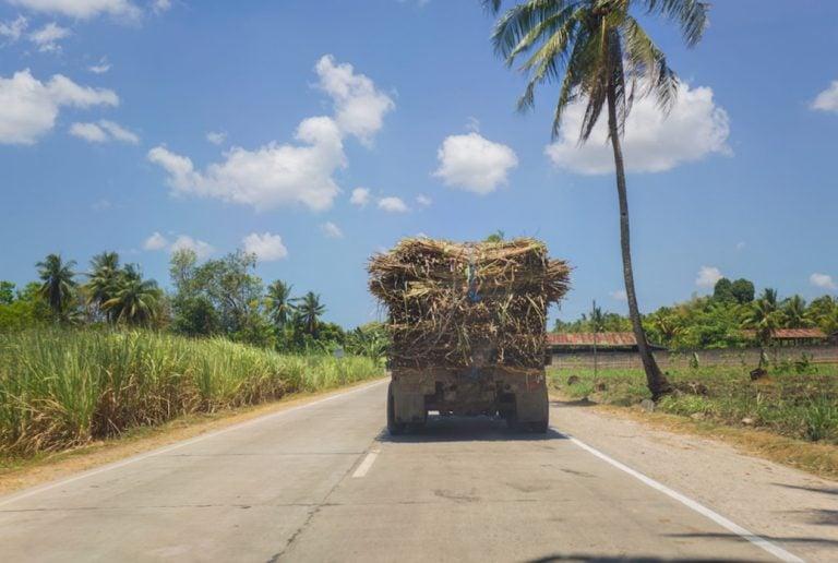 getting around rural cebu