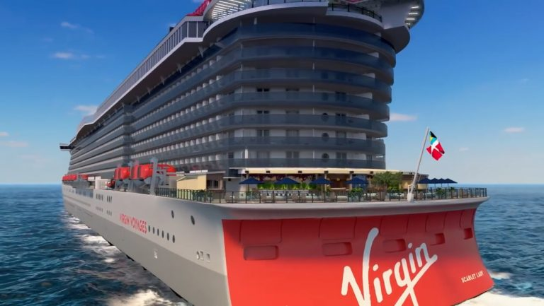 Virgin Voyages - new cruise line in 2020