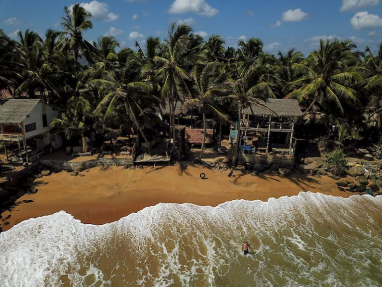 Sri Lanka is a hub for female solo travel