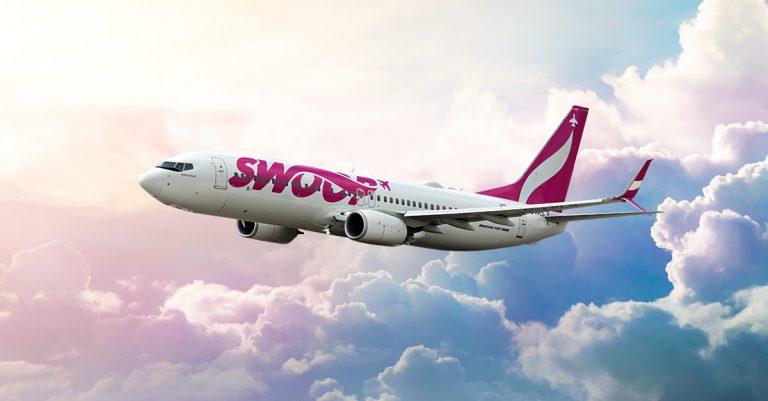 swoop airlines flies direct to mazatlan mexico