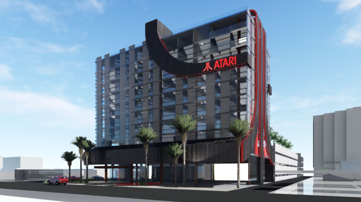 Atari is opening its own hotels in eight US cities
