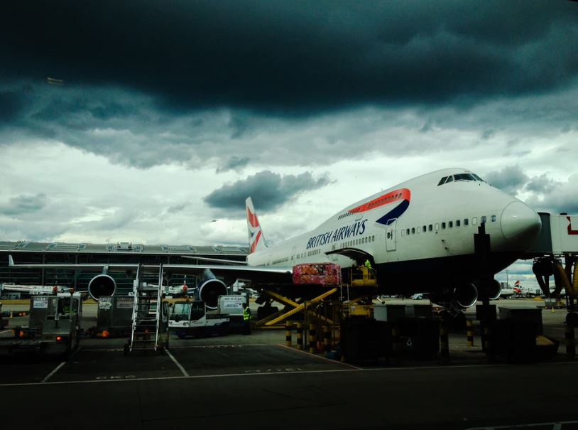 British Airways ceased all of its direct flights to and from mainland China amid the coronavirus outbreak