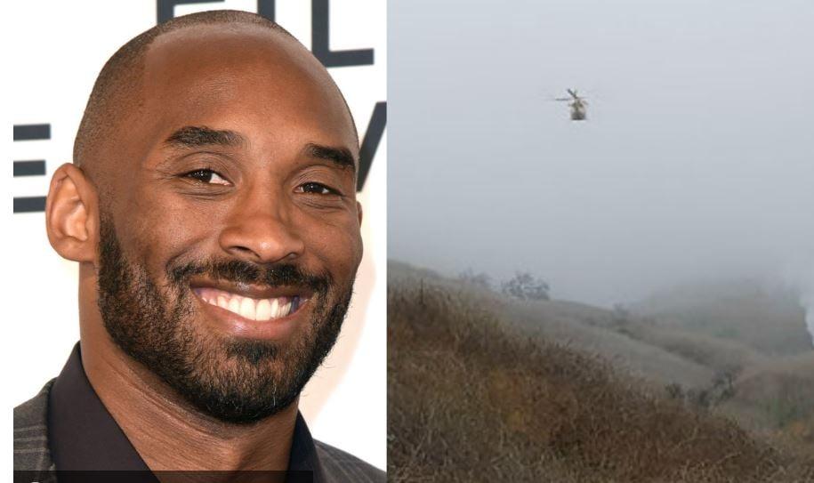 Kobe Bryant Helicopter crash (2)