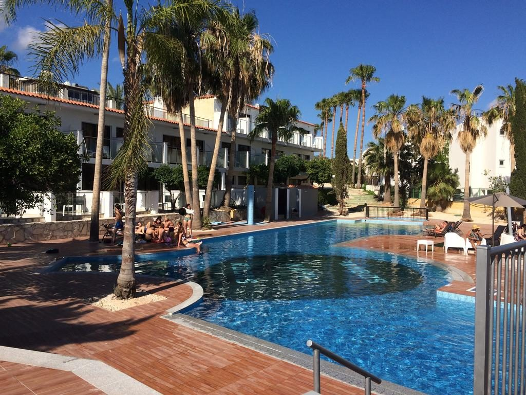 Napa ROcks Hotel Cyrpus