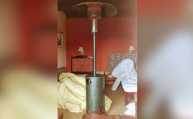 outoddr heater