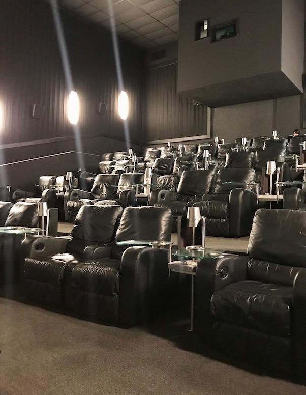 Platino cinema VIP in mazatlan