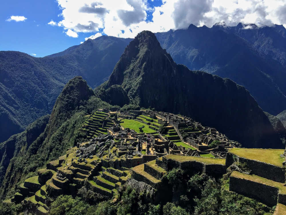 Six Tourists Arrested For Leaving Their Feces At Sacred Machu Picchu temple