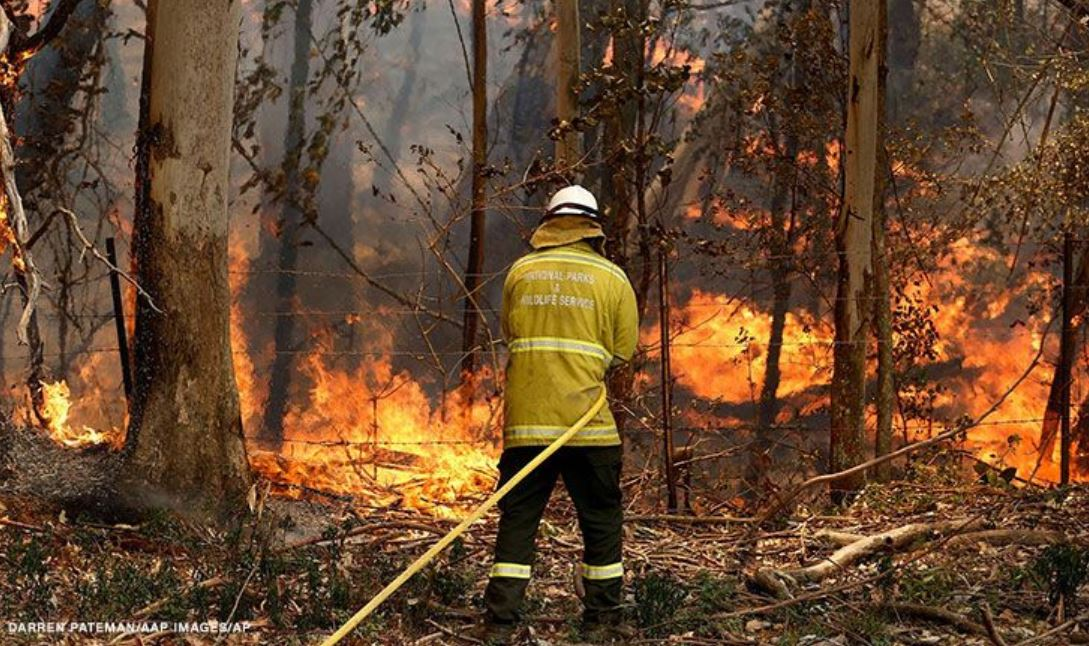 State Of Emergency Declared in Australia's Capital Canberra Due To Fires