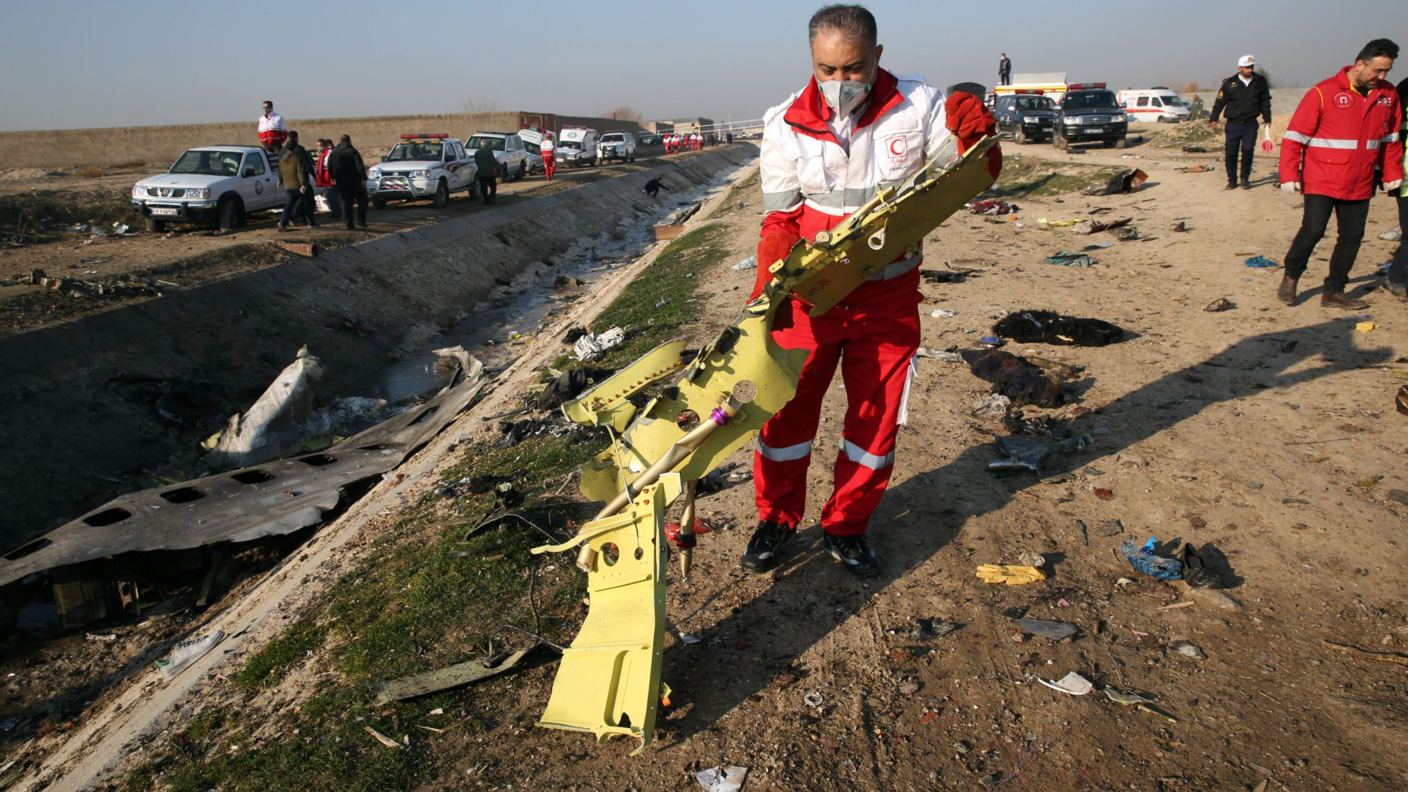 US Believes Iran Shot Down Plane That Killed 176 People Including 63 Canadians