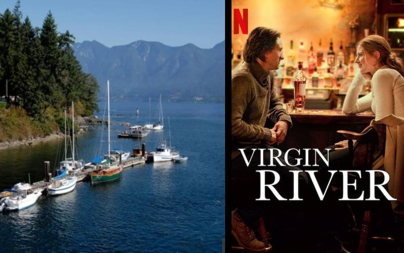 Virgin River Filming Locations Canada