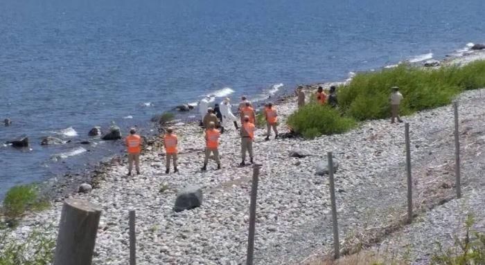 birtish tourists dies after kayak flips