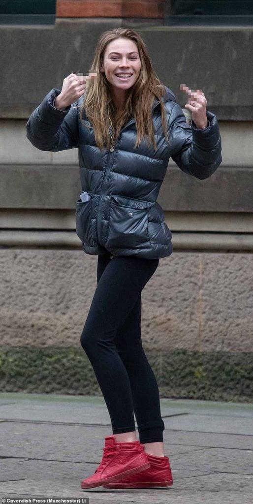 drunk woman get 6 months in jail at court