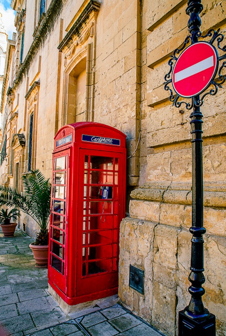 English is widely spoken in malta