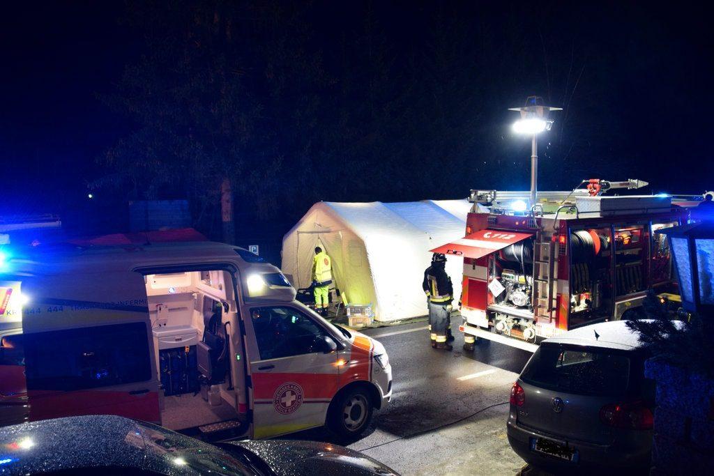 fatal crash in italy