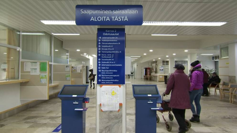 finland hospital coronavirus