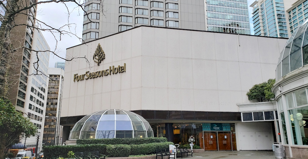 Four Seasons Vancover Closes Doors After 40 Years