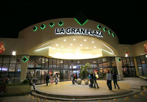 Gran Plaza mall in Mazatlan