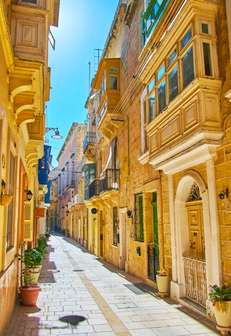 apartments are expensive in malta