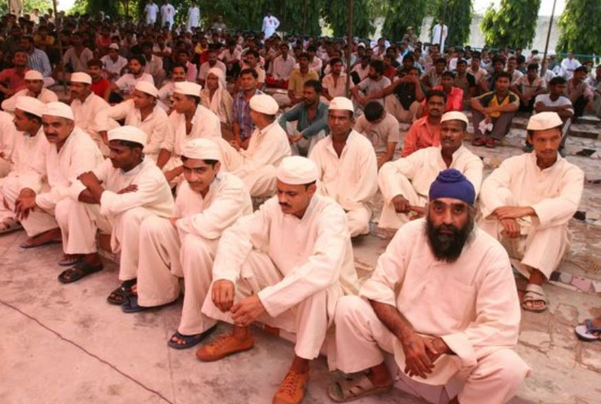 india inmates tahar prison tourist attraction