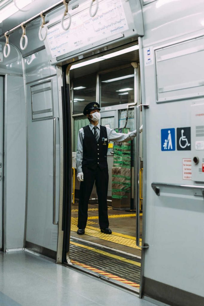 japan traveler infected