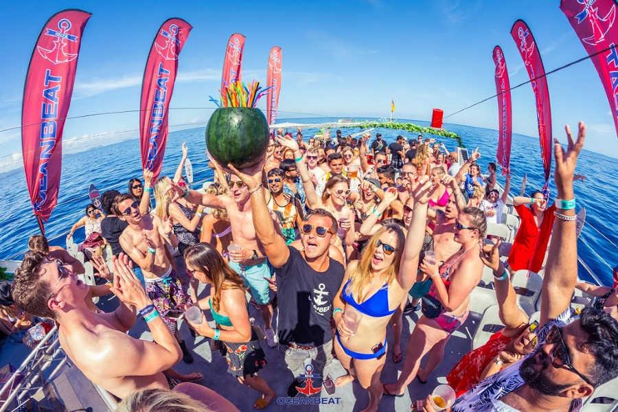 Ibiza Party Boat