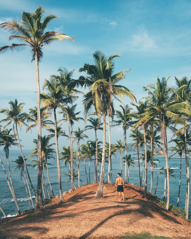 Americans can stay in Sri Lanka 30 days with a visa on arrival