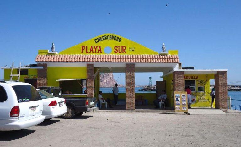 playa sur embarcadero ferry to stone island