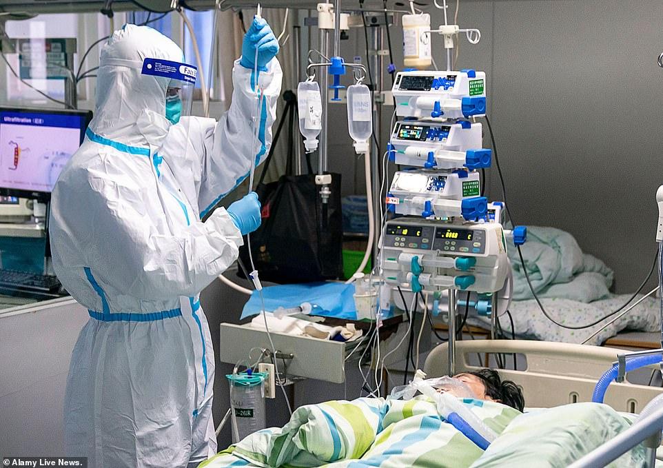 sick coronoa virus