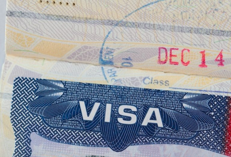 getting a visa abroad as an american