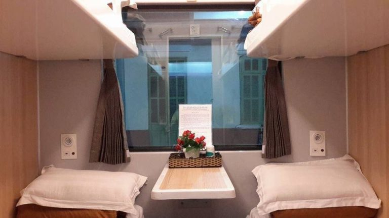 sleeper trains are efficient way to see vietnam