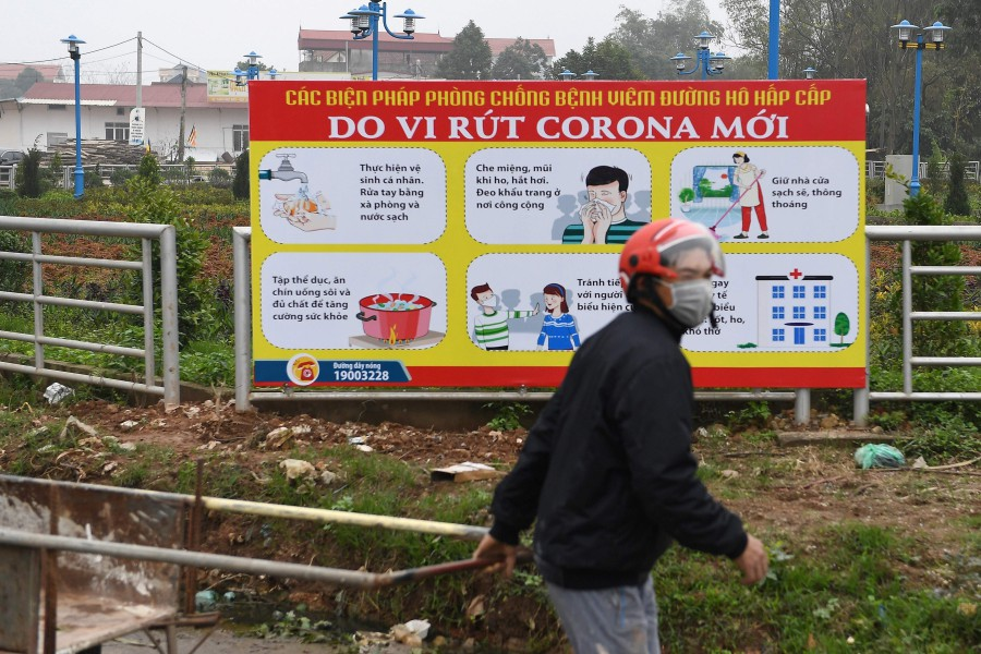 First Mass Quarantine Outside of China as Vietnam Locks Down Town of 10,000 Over Coronavirus