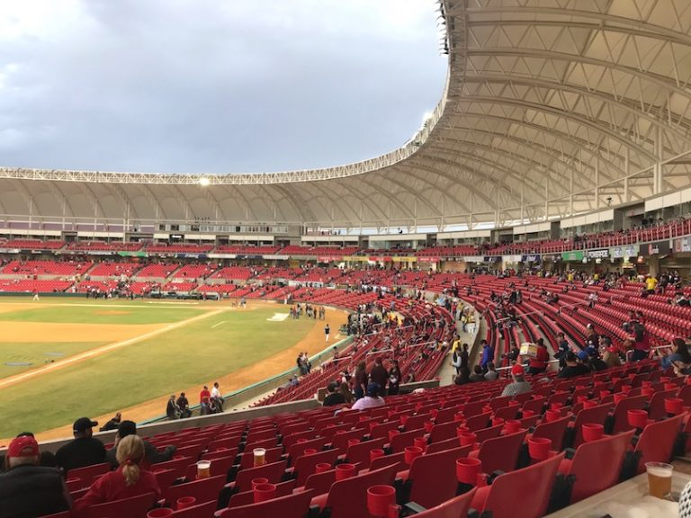 Venados stadium in mazatlan