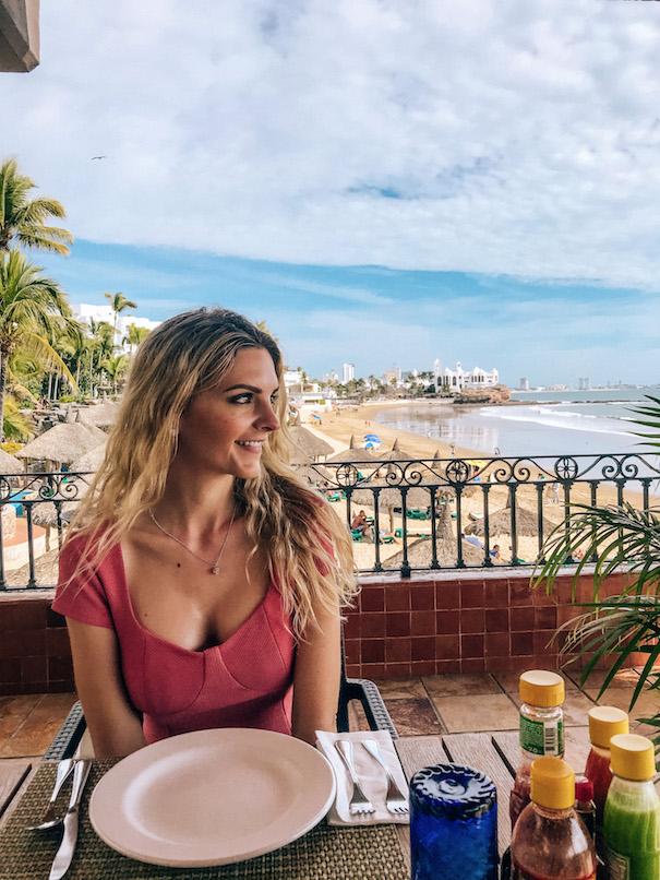 Kashlee la terraza seafood restaurant at hotel playa mazatlan