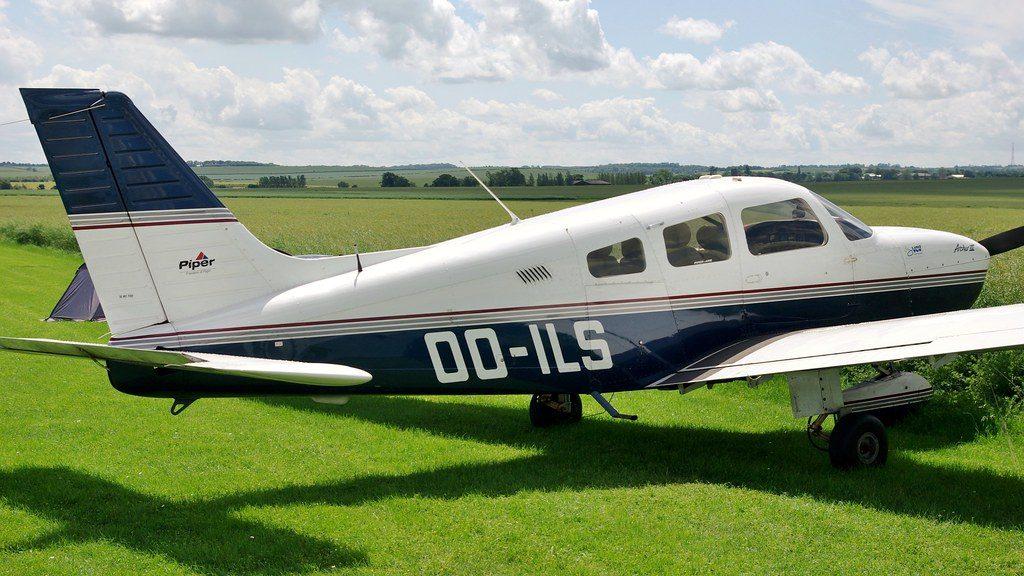 Plane crash france