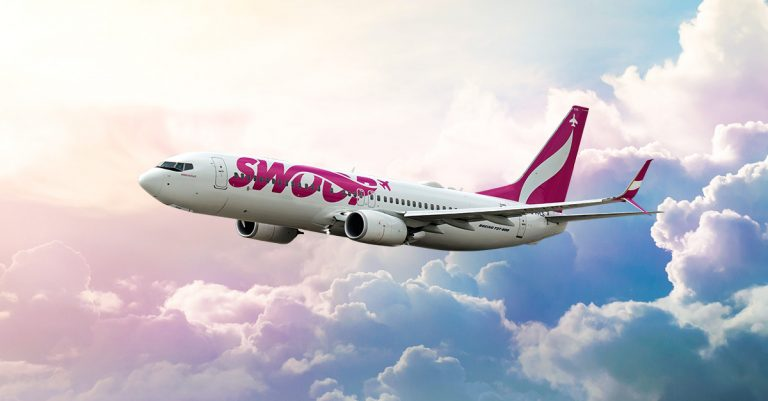 Swoop- cheap flights within canada