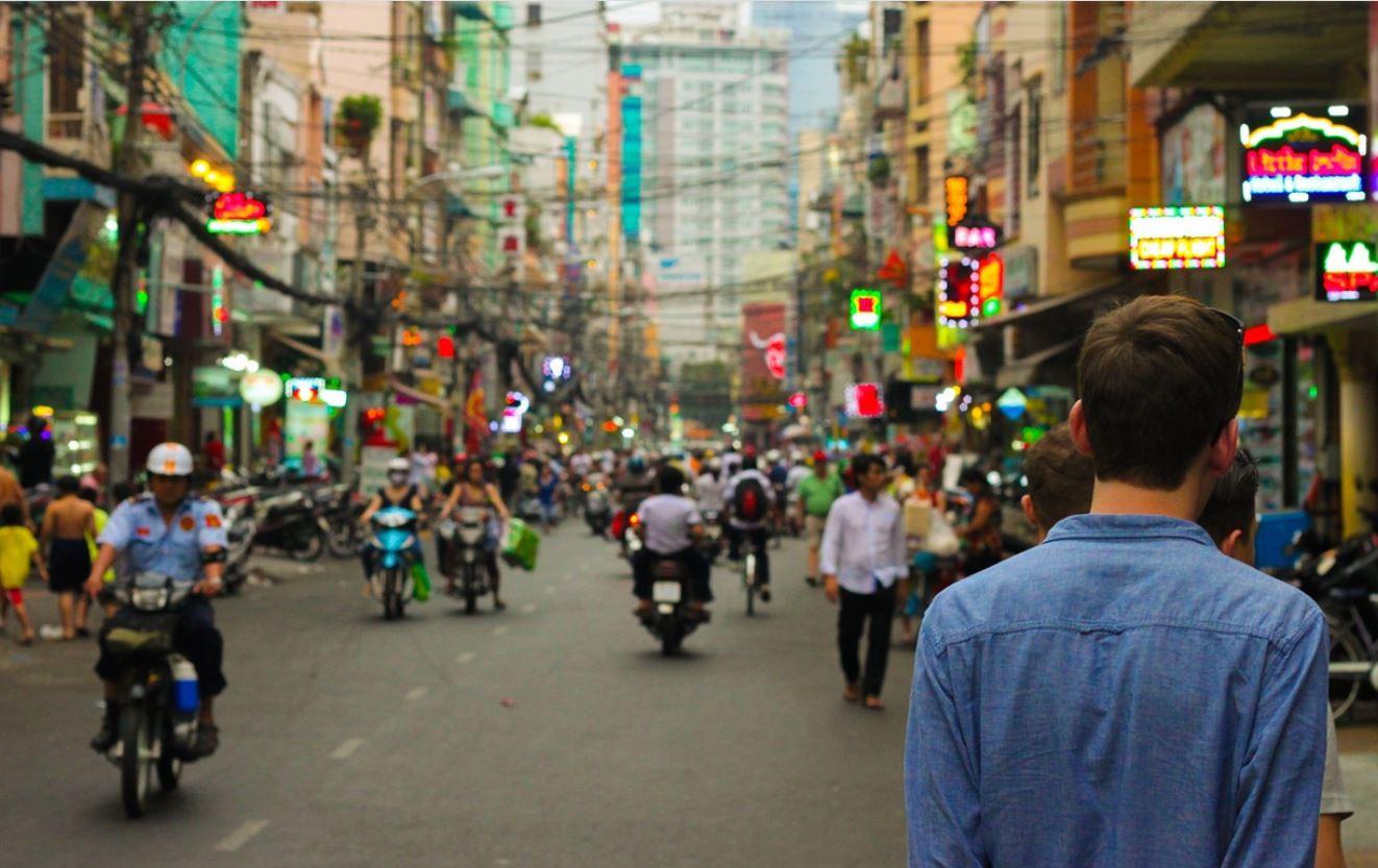 US travel advisory for Thailand