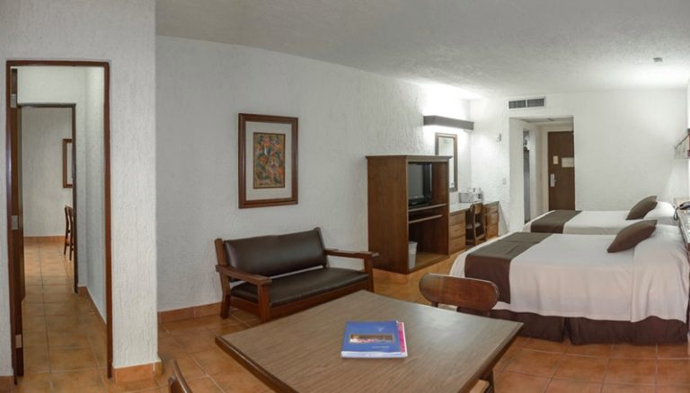 superior family room at playa mazatlan