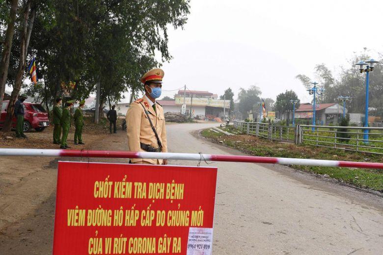 vietnam checkpoint