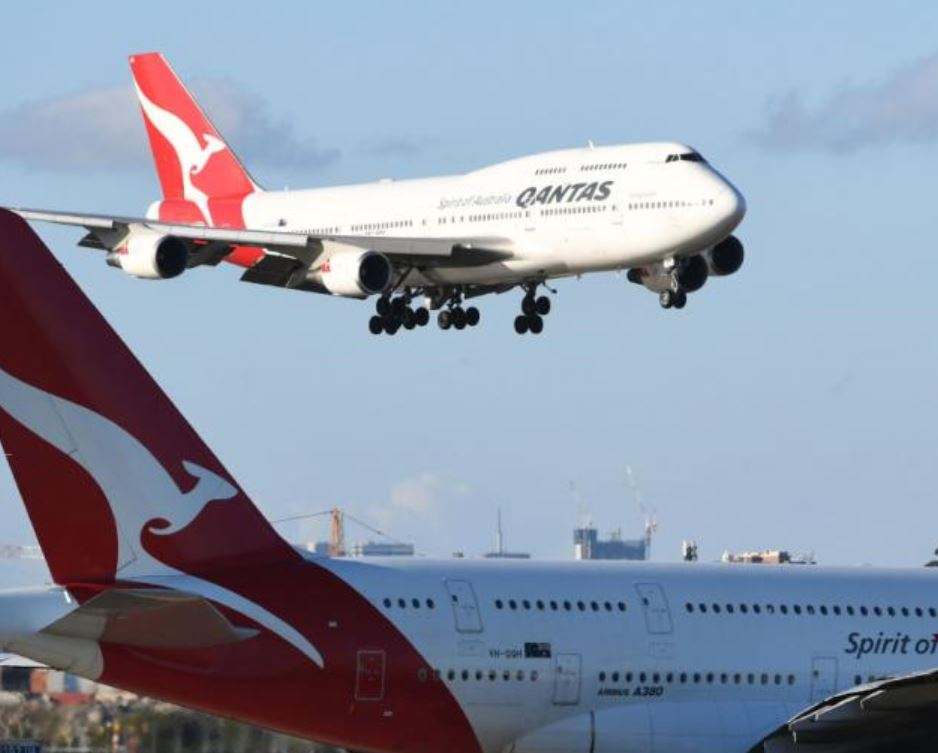 Australian airline Qantas
