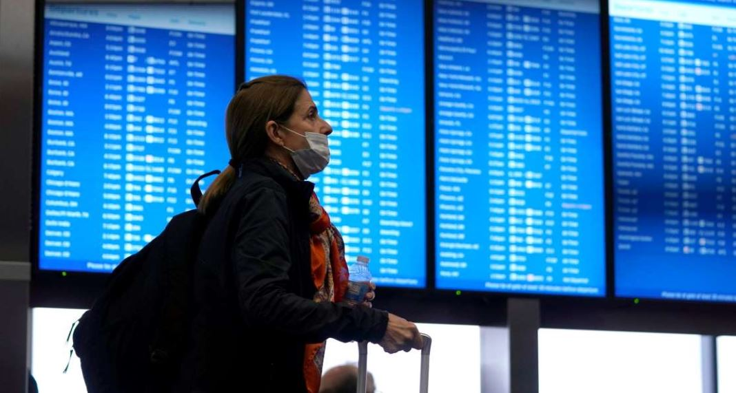 Americans Are Flying 90% LESS Than Last Year In The United States.