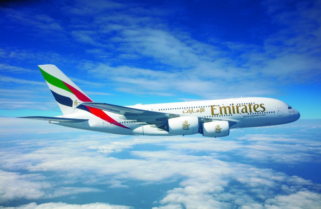 Emirates is offering employees a month of unpaid vacation amid coronavirus