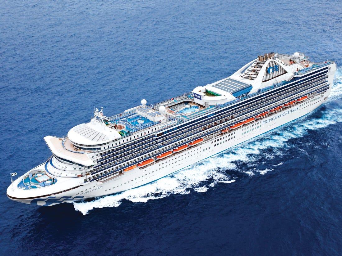 Man Who Died From Coronavirus Visited Cabo, Mazatlan and Puerto Vallarta Aboard Grand Princess Cruise Ship