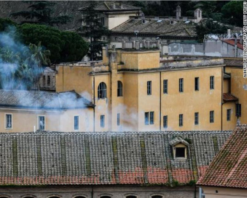Prison riots do not travel to italy