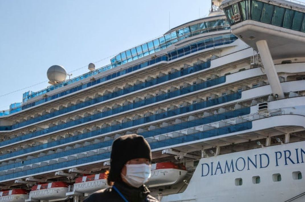 Top Canada Health Official Warns Canadians 'Think Twice Before Going on A Cruise'